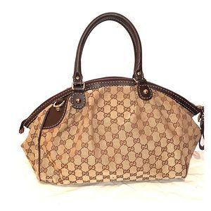 Gucci Brown GG Shoulder Bag